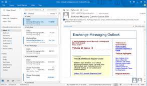 Outlook 2016 - A Sneak preview