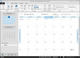 Modifying your calendar details for improving visibility