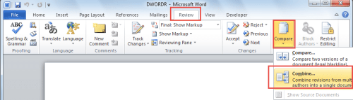 can i combine multiple word documents into one pdf