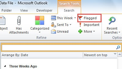 How to Remove the Flags of Outlook Emails Individually or in
