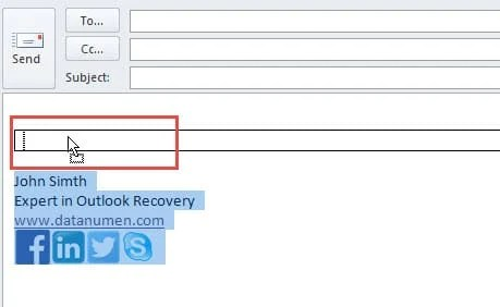 how to change background colour in outlook