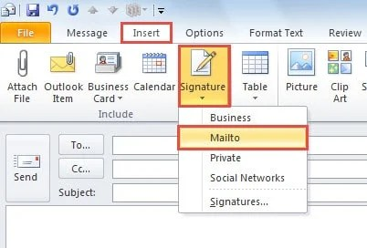2 Methods to Resize the Pictures in Your Outlook Signature