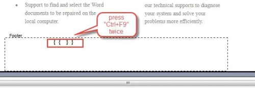 how to insert a input field in pdf