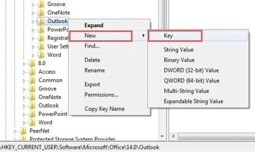 Create a New Key of Query Builder