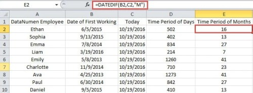 ... - HOW TO CALCULATE DAYS, MONTHS,YEARS BETWEEN TWO DATES.mp4 - YouTube