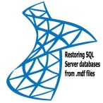 how to find mdf file location in sql server 2012