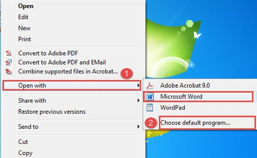 3 Useful Ways to Fix the Incorrect Icon for Word Application and