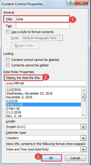 3 Methods to Insert Date or Time into Your Word Document Data