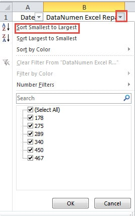 2 Different Methods to Create a Funnel Chart in Your Excel - Data