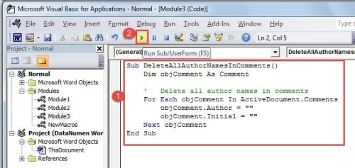 4 Ways to Delete or Change the Author Names for Comments ...