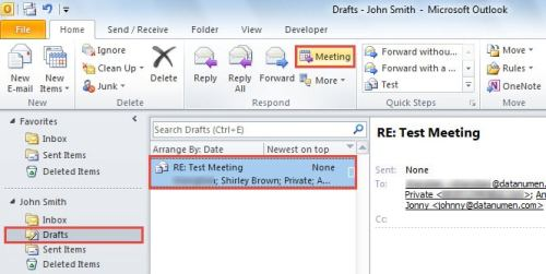 How to Change the Meeting Organizer in Your Outlook - Data Recovery Blog