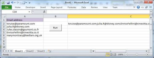 How to loop through your excel worksheet with vba data recovery blog place a button on the form to kick off the code ibookread Read Online