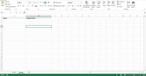 How to Create a vCard ( vcf File) Reader with Excel VBA