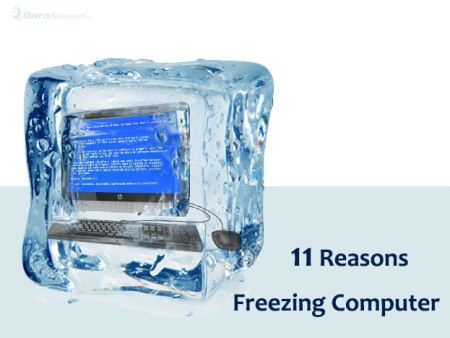 11 Top Reasons Why Computer Freezes Frequently