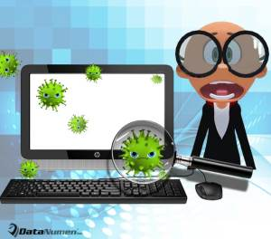 Computer Malware Infection