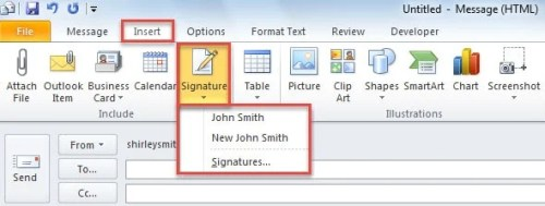 Select Signature