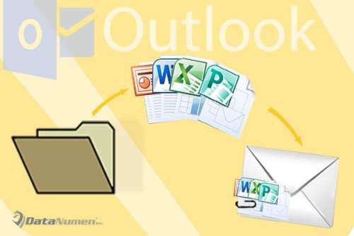 Attach All Files in a Local Folder to an Outlook Email