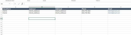 How To Make A Free Invoice Generator With Excel Data Recovery Blog - Invoice generator excel