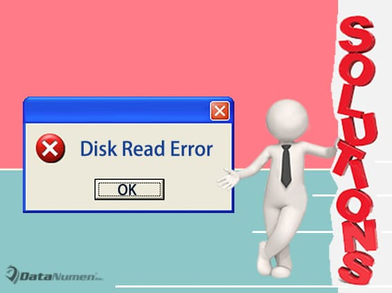 "10 Effective Solutions to ""A disk read error occurred Error"" in Windows"