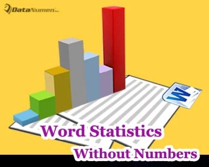 Exclude Numbers in Your Word Document from Word Count Statistics