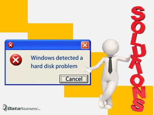 "7 Effective Steps to Fix ""Windows detected a hard disk problem"" Error"