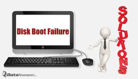 7 Reasons and Solutions for Disk Boot Failure Error on Windows