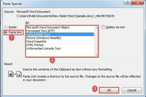 5 Smart Ways to Link One Word Document to Another - Data Recovery Blog