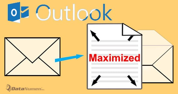 Always Open Your Email in a Maximized Window with Outlook VBA