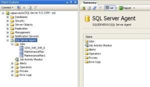 SQL Server Agent Jobs