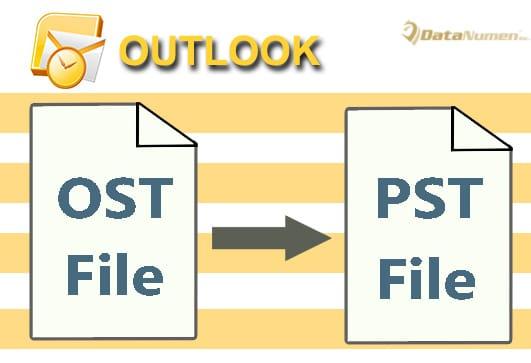 Free OST to PST Converter via Outlook VBA