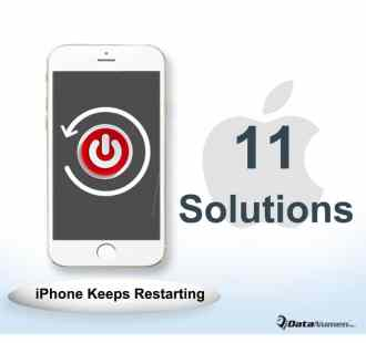11 Useful Solutions When iPhone Keeps Restarting