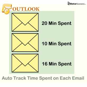 Auto Track the Time You Spend on Each Email in Outlook Journal