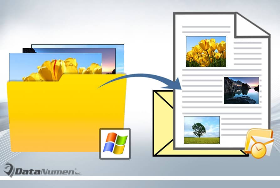 How to Batch Embed All Images from a Windows Folder into an Outlook