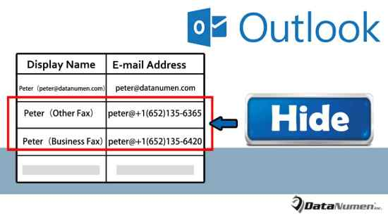 "Hide Fax Entries in Your Outlook ""Select Names"" List via VBA"