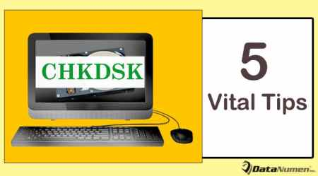 5 Vital Tips to Fix Hard Drive Issues with CHKDSK in Windows