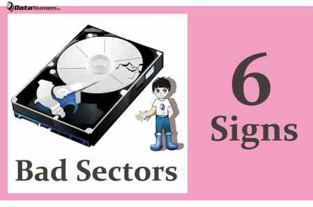 6 Common Signs Indicating Bad Sectors on Hard Drive
