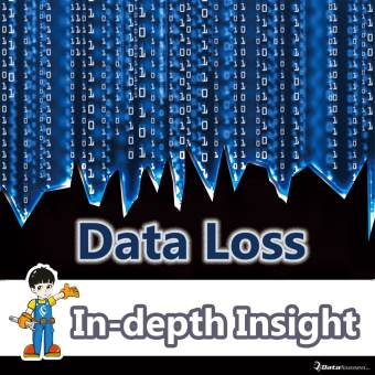 In-depth Insight into Data Loss in Virtual Environment