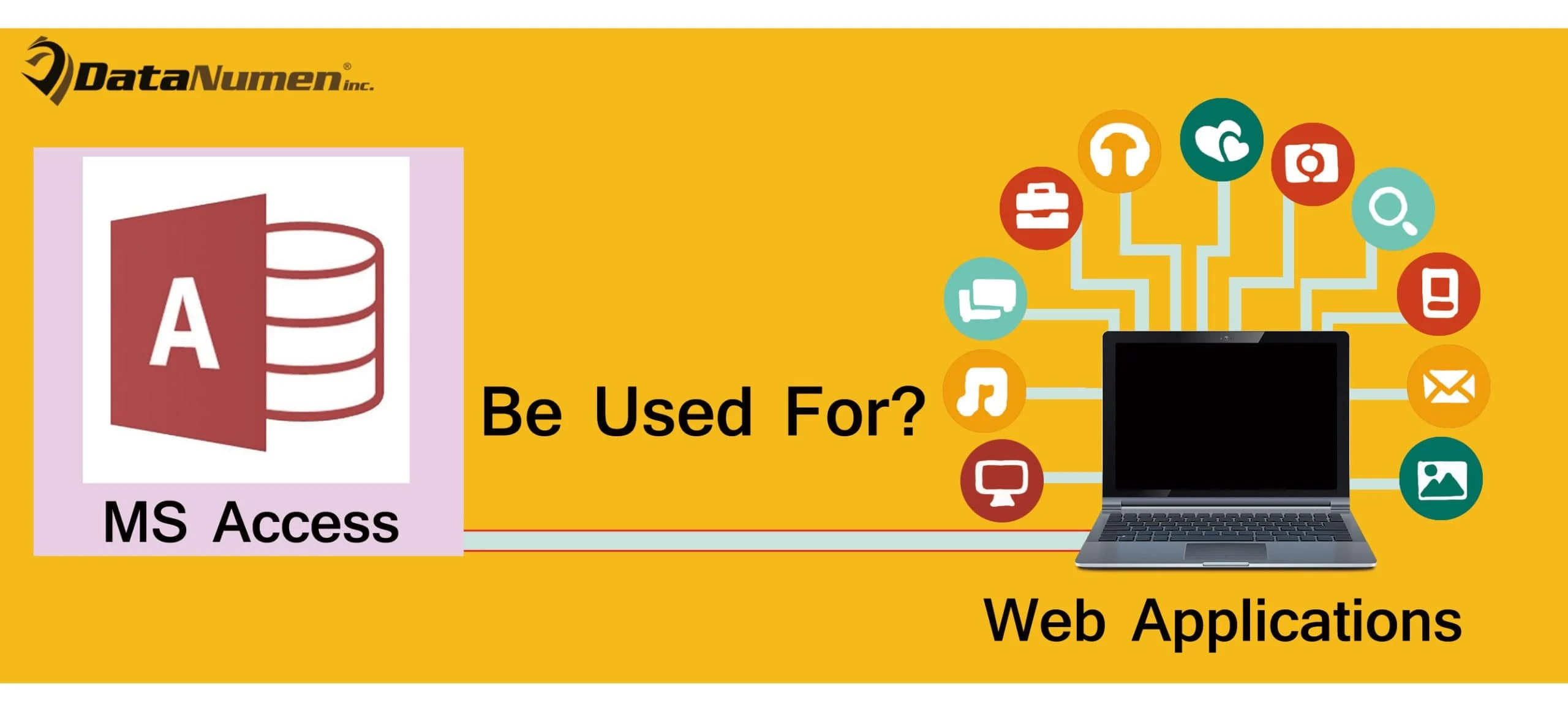 Whether MS Access Can Be Used For Web Applications