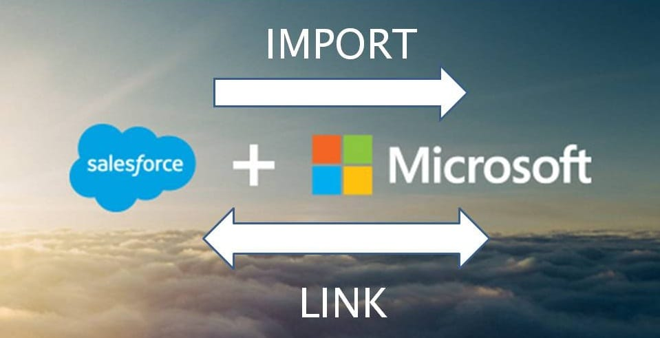 Importing Data In Ms Access 2016 From SalesForce