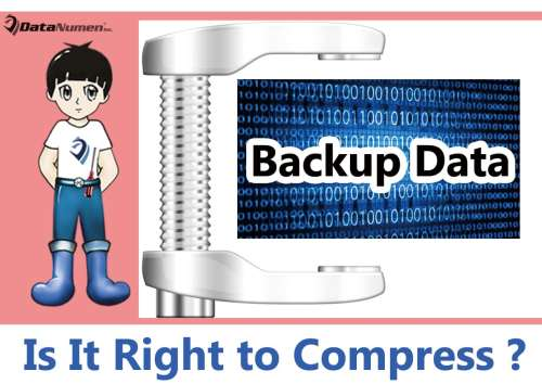 Is It Right to Compress Your Backup Data?