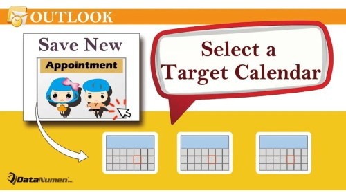 Let Outlook Prompt for Target Calendar when Saving a New Appointment