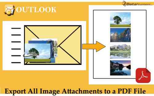 solution to convert outlook emails to pdf format with attachments