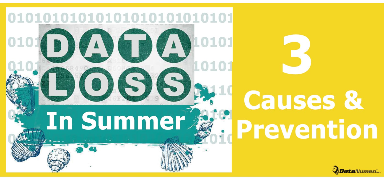 3 Main Causes & Prevention Tips for Frequent Data Losses in Summer