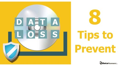 8 Important Tips to Prevent Data Loss on CDs & DVDs