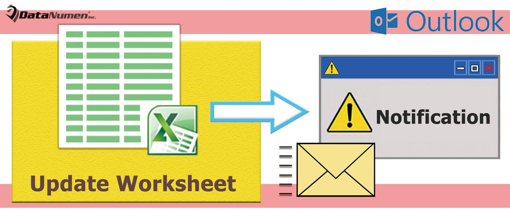 Auto Send an Outlook Email Notification when a Specific Excel Worksheet Is Updated