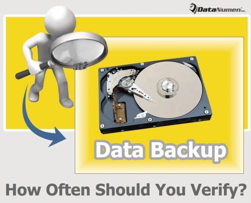 How Often Should You Verify Data Backups?