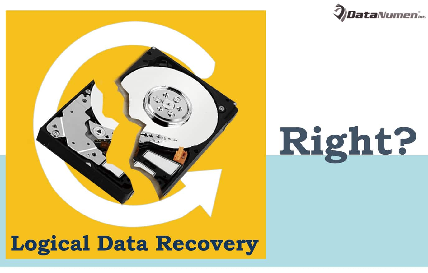 Is It Right to Perform Logical Data Recovery on Physically Damaged Hard Drive?