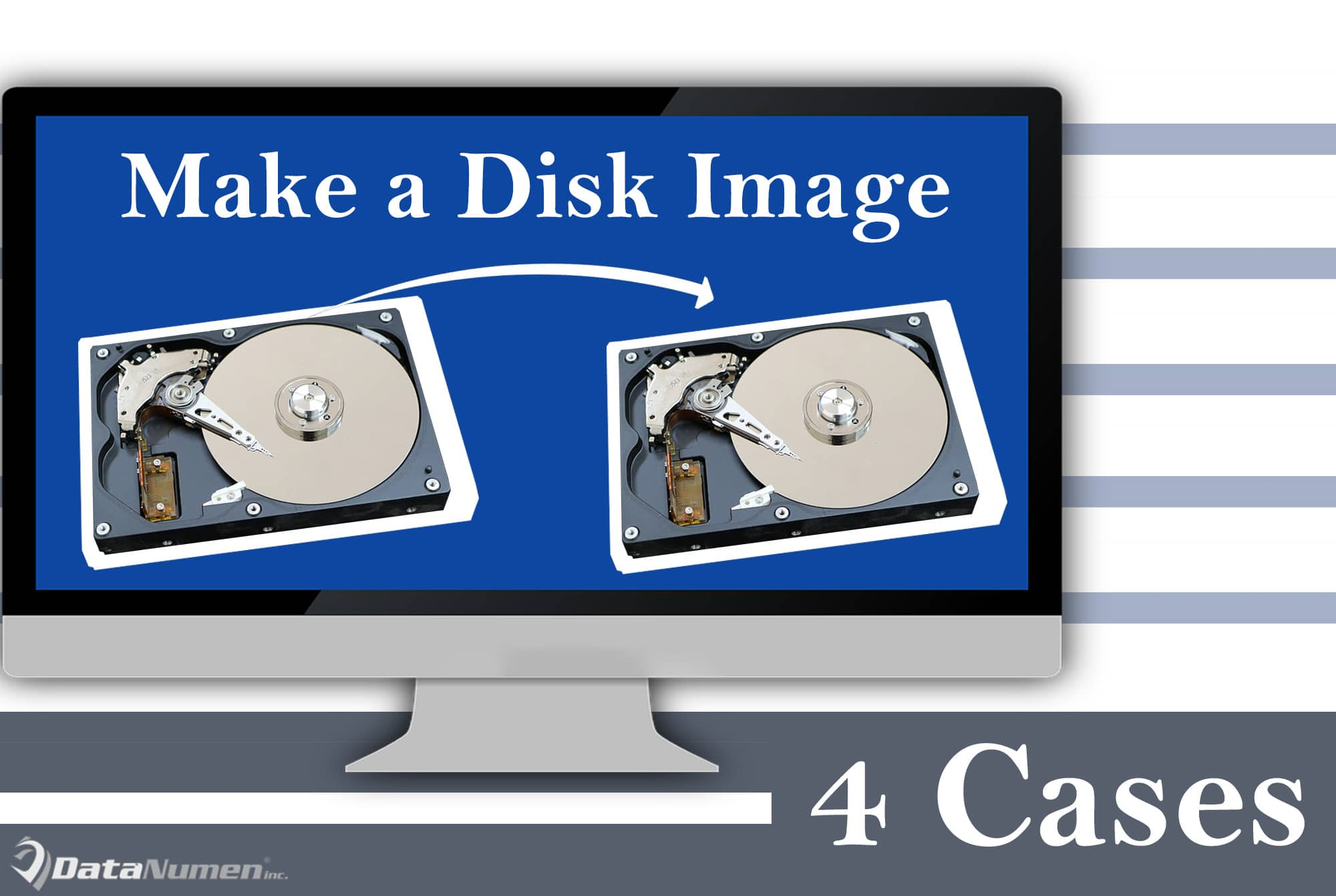 4 Top Cases when You Should Make an Image of Your Hard Drive