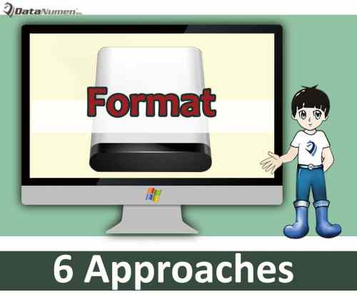 how to format windows drive