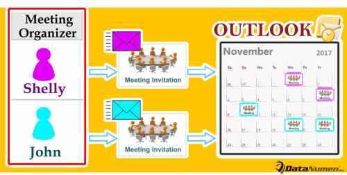 Outlook Calendar Organization : Ways to auto change the colors of incoming meetings